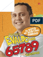 Voto No Secretário Sorriso_Professor Evaldo Lima 65789
