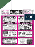 Ad-Vertiser, August 29, 2012