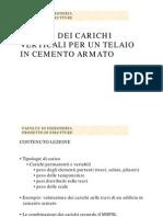 Analisi Dei Carichi Telaio