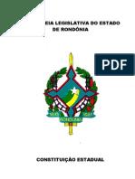 Constituição Rondônia