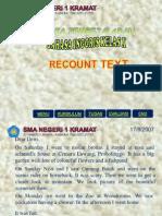 Materi Recount PP