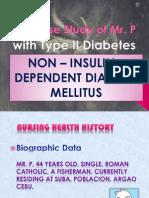 A Case Study of Mr