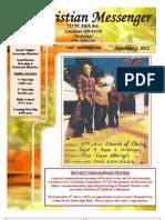 September 2 Newsletter