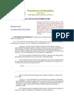 LEI Nº 11.430, DE 26 DE DEZEMBRO DE 2006_NTEP