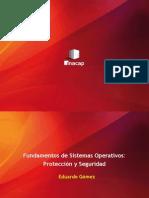 Protección y Seguridad en los Sistemas Operativos