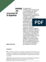 Bolivianos en Argentina