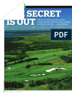 Golf Week Article 2012