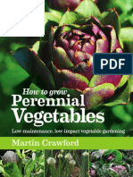 How to Grow Perennial Vegetables - Chapter 1