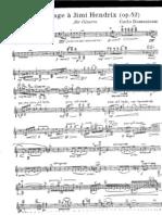 38916906 Carlo Domeniconi Hommage a Jimi Hendrix Op 52