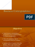 Principles of Bus Corresp