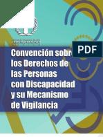 3 cartilla Convención derechos personas discapacidad