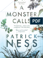 A Monster Calls by Patrick Ness - Sample Chapter, non-illustrated edition