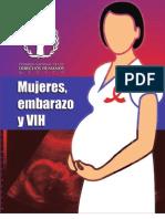 11 Cartilla Mujeres Embarazo VIH