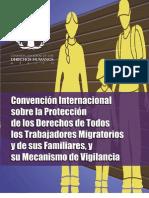 13 cartilla convención Int protección trab migratorios