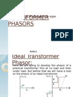14 Transformer Phasors