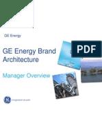 GE Brand Architecture
