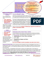 Web NL August 27 2012