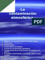 La Contaminacion atmosférica
