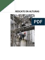 Plan de Rescate en Alturas