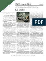 019 - Inflation, Interest & Taxation
