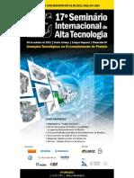 Seminário Internacional de Alta Tecnologia 2012 - LabSCPM Unimep
