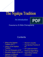 The nGakpa Tradition