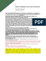 Swap Vendor Agreement&APP