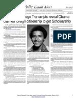 083 - Obama Birth Certificate
