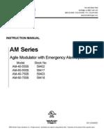 Manual Am60 550b