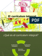 Curriculum+Integral