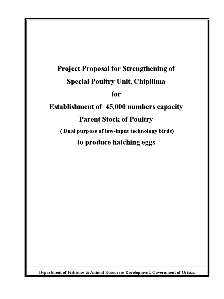 Poultry Hatchery | Chicken | Poultry