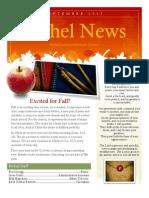 The Bethel News September 2012