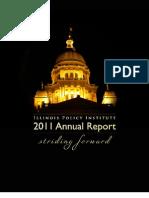 Illinois Policy Institute's 2011 Annual Report