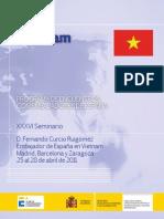 2011Encuentro Embajadores Vietnam