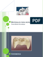 Materiales Para Incrustaciones Dentales