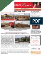 2011 January Newsletter