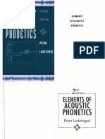 A Course In Phonetics Peter Ladefoged Pdf