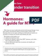Hormones Mtf