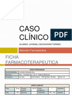 Atencion Farmaceutica - Caso Clinico