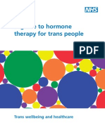 Doh Hormone Therapy