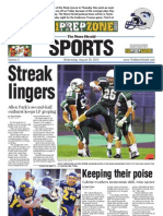 News-Herald Sports Front Page 8-29