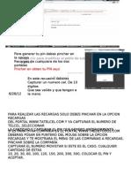 Manual Basico de Sistema de Recargas SYSCOM