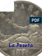 Catálogo de la peseta