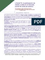 3-Cambio Climático -Proyecto Scolel Té