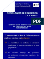 JOSE AGNELLI ReciclagemDePolimeros