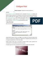 Códigos Web