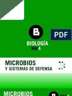 Microbios y Sistema de Defensas