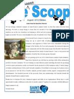 August 2012 SFAC Newsletter