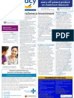 Pharmacy Daily for Wed 29 Aug 2012 - AstraZeneca investment, iBGStar launch, Evidence consultation, Pharmacists and arthritis care and much more...hh
