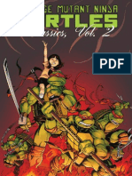 Teenage Mutant Ninja Turtles Classics, Vol. 2 Preview